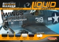 Set tekutých pigmentů LifeColor LIQUID LIGMENTS LP06 WINGS & FUSELAGES