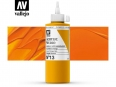 Barva Vallejo Acrylic Studio 22013 Azo Yellow Orange (200ml)