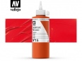 Barva Vallejo Acrylic Studio 22015 Orange (200ml)