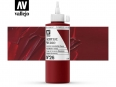 Barva Vallejo Acrylic Studio 22026 Madder Red (200ml)