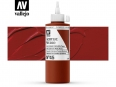 Barva Vallejo Acrylic Studio 22045 Dark Cad. Red (Hue) (200ml)