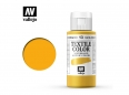 Barva na textil Vallejo Textile Color 40013 Golden Yellow (60ml)