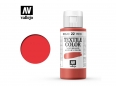 Barva na textil Vallejo Textile Color 40022 Red (Opaque) (60ml)