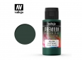 Barva Vallejo PREMIUM Color 62014 Dark Green (60ml)