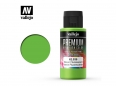 Barva Vallejo PREMIUM Color 62039 Fluorescent Green (60ml)