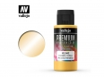Barva Vallejo PREMIUM Color 62042 Metallic Yellow (60ml)