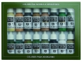 Vallejo Model Color 16 color Set 70109 Allied Forces WWII (16)