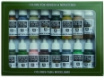 Vallejo Model Color 16 color Set 70114 German Camouflage (16)