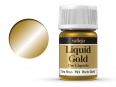 Barva Vallejo Liquid Gold 70793 Rich Gold (Alcohol Based) (35ml)