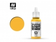 Barva Vallejo Model Color 70953 Flat Yellow (17ml)