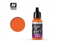 Barva Vallejo Game Air 72708 Orange Fire (17ml)