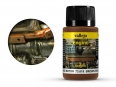 Vallejo Weathering Effects 73818 Brown Engine Soot (40ml)