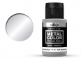 Barva Vallejo Metal Color 77717 Dull Aluminium (32ml)