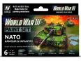 Vallejo Model Color WWIII 70223 NATO Armour & Infantry (6)
