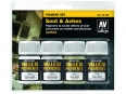 Vallejo Pigments Set 73193 Soot & Ashes (4)