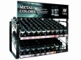 Vallejo EX710 Metal Color - Complete Range