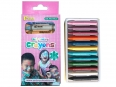 Bodypainting Crayons 12pcs/set