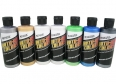 Auto Air Colors Pearlized-Metallic Set 120ml