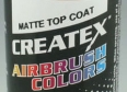 CREATEX Airbrush Colors 5603 Matte Top Coat