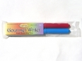 AmeriColor 2x Jedlý Fix GOURMET WRITERS Food Pen (Patriotic set) - Red+Blue