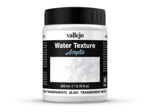 Vallejo Diorama Effects 26201 Transparent water (colorless)  (200ml)