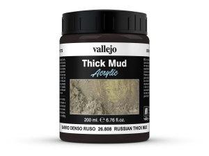 Vallejo Diorama Effects 26808 Russian Thick Mud  (200ml)