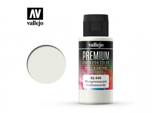 Barva Vallejo PREMIUM Color 62040 Phosphorescent (60ml)