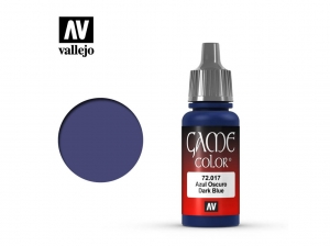 Barva Vallejo Game Color 72017 Dark Blue (17ml)