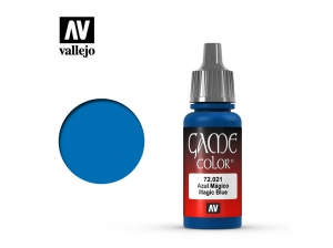 Barva Vallejo Game Color 72021 Magic Blue (17ml)