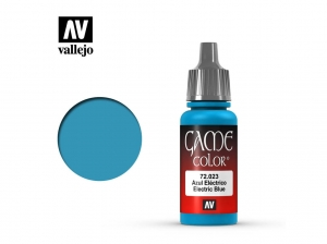 Barva Vallejo Game Color 72023 Electric Blue (17ml)