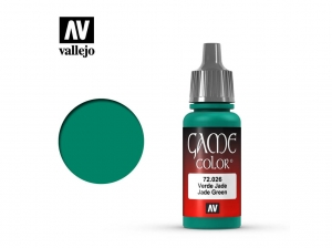 Barva Vallejo Game Color 72026 Jade Green (17ml)