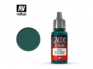 Barva Vallejo Game Color 72027 Scurvy Green (17ml)
