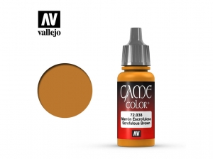 Barva Vallejo Game Color 72038 Scrofulous Brown (17ml)