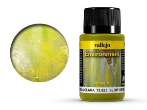 Vallejo Weathering Effects 73823 Slimy Grime Light (40ml)