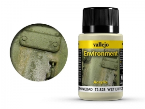 Vallejo Weathering Effects 73828 Wet Effects (40ml)