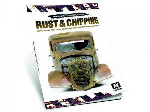 Vallejo 75011 Book: Rust & Chipping