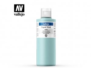 Vallejo 28852 Liquid masking Fluid (200ml)