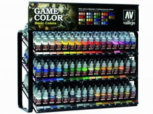 Vallejo EX702 Game Color - Basic Range