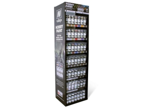 Vallejo EX716 Hobby Paint Spray - Complete Range