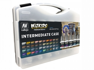 Wizkids Premium CASE by Vallejo: 80261 Intermediate Case