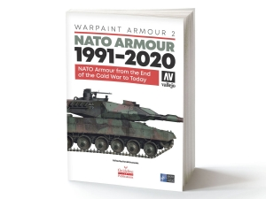 Vallejo 75022 Book: Warpaint Armour 2 - NATO Armour 1991-2020