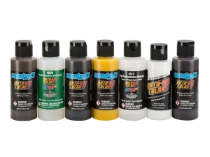 Auto-Air Colors 049702 - candy2o Real Fire Set 120 ml