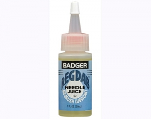 Badger lubrikant Airbrush pistolí 30ml
