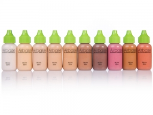 10x Airbase 30ml Silicone Airbrush Foundation Pack