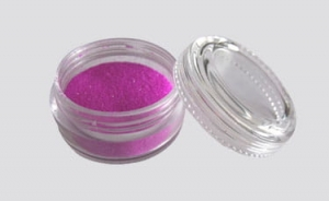 Třpytivý UV prášek Fengda Glitter purple 10 ml
